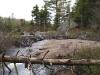 Beaver dam south of Deer Pond