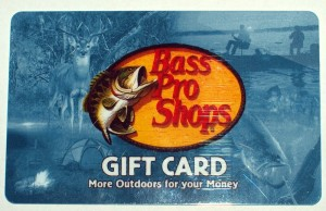 Bass Pro Shops Gift Card Giveaway | Bushwhacking Fool