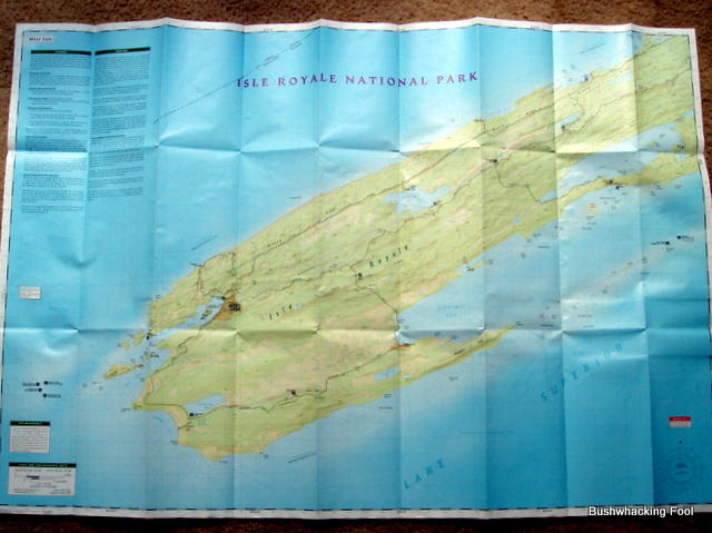 Gear Review National Geographic Trails Illustrated Map For Isle - Trails illustrated maps