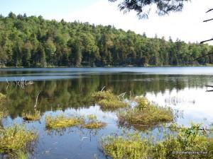 Last look back at Crooked Lake